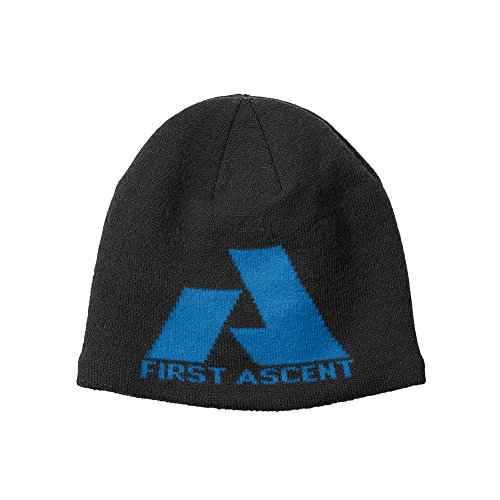 Ascent Beanie - Eddie Bauer Womens Telemetry First Ascent Beanie, Black Regular One Size