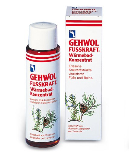 Gehwol Fußkraft Wärmebad-Konzentrat, 150ml, Fußpflege Fußpflege EDUARD GERLACH GmbH