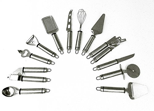 DELUXE KITCHEN GADGET TOOLS SET made