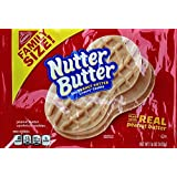 Nutter Butter Peanut Butter Sandwich Cookies, 16 Ounce