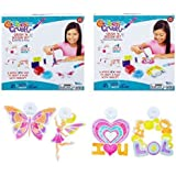 Orbeez Crush N' Design Butterflies/Fairies and Hearts/Happiness Playsets