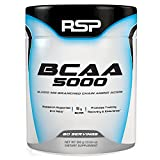 Cheap RSP BCAA 5000 (60 Serv), Premium BCAA Powder for Post Workout Muscle Recovery, Endurance & Energy, 5g of Branched Chain Amino Acids (Unflavored) * Mix with Fruit Juice or Flavored Pre or Post Workout