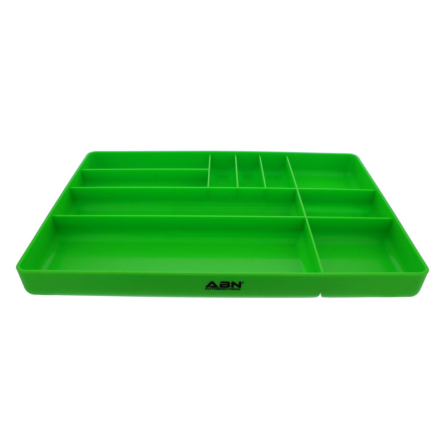 ABN | Toolbox Drawer Organizer Tool Organizer Tool Tray - Tool Drawer Organizer Sorting Tray, 16x11x1.5'' Inch in Green by ABN (Image #2)