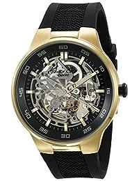 Kenneth Cole New York Men's KC8108 Automatic Analog Display Japanese Quartz Black Watch