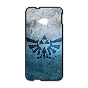 HTC One M7 cell phone cases Black The Legend of Zelda fashion phone cases URKL480189