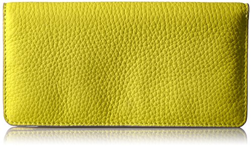 Jilin Large Wallet Sulphur, One Size by ECCO