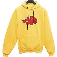 Blusa De Moletom Naruto Nuvem Grande Anime Casaco Frio