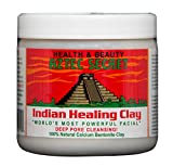 Facial Mask Hair Removal - Aztec Secret - Indian Healing Clay - 1 lb. | Deep Pore Cleansing Facial & Healing Body Mask | The Original 100% Natural Calcium Bentonite Clay