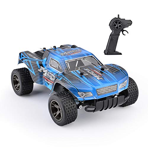 TOYEN RC Car 1/18 2.4GHz Rock Off-Road Vehicle Fast Racing Cars Cars 4WD Topspeed Drifting Car
