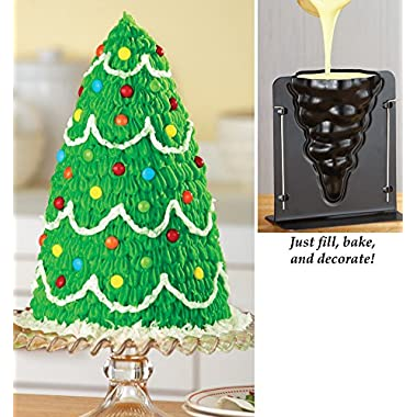 Christmas Tree Cake Mold For Holiday Baking