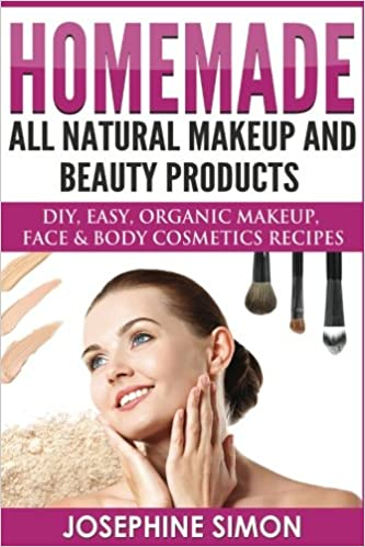 Homemade All-Natural Makeup and Beauty Products ***Black and