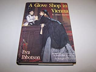 book cover of Glove Shop in Vienna