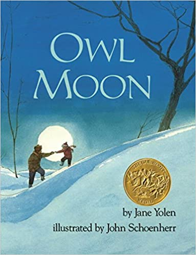 Owl Moon: Jane Yolen, John Schoenherr: 9780399214578: Amazon.com ...