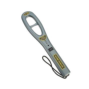 ipotch portátil Detector de metales, para seguridad, joyas