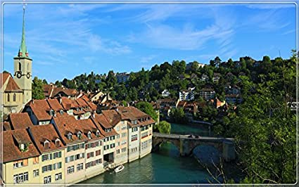 Suiza Berna postal Post tarjeta: Amazon.es: Oficina y papelería