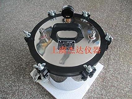 8L ステンレス製 高圧蒸気滅菌器 歯科工具滅菌 オートクレーブ ボータブル式 PochiDen