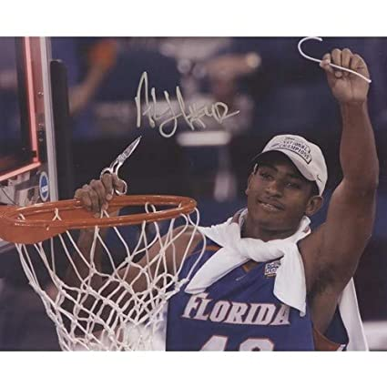Image Unavailable. Image not available for. Color  Al Horford Autographed  Signed ... a1283f630