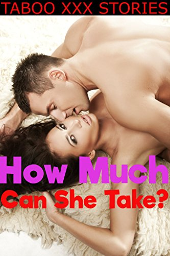 How Much Can She Take?: 1 Lucky Lady VS MULTIPLE Big Alpha Men