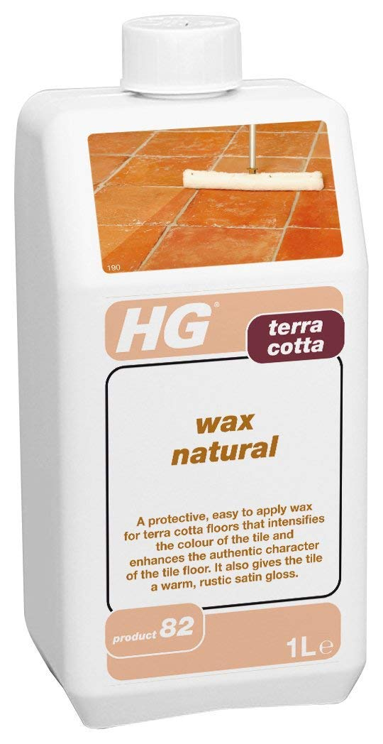 2XTerracotta Wax Natural HG