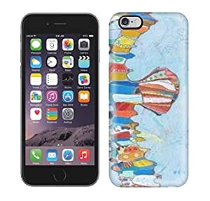 Durable Protection Case Cover For Iphone 6 Plus(Seahorse No.2)
