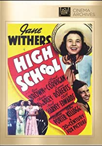 High School [DVD] [1940] [Region 1] [US Import] [NTSC]