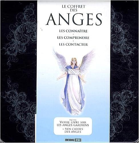 Lire en ligne Le coffret des anges : Les connaître, les comprendre, les contacter pdf