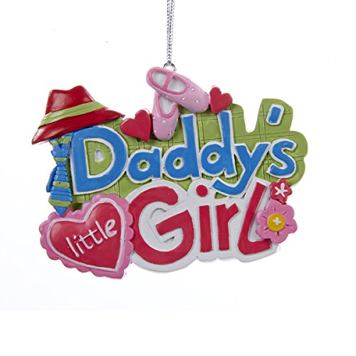 Kurt Adler daddys Little Ornament product image