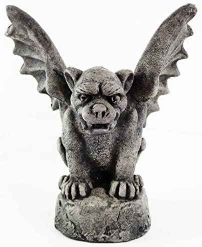 Gothic Gargoyle Statue Home and Garden Statues Cement Figure