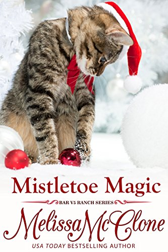 Length Bar - Mistletoe Magic (Bar V5 Ranch Book 2)