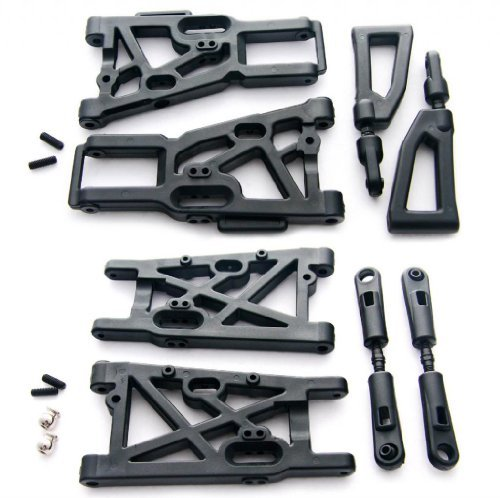 Kyosho Inferno GT2 VE BL FRONT REAR UPPER LOWER SUSPENSION ARMS RODS TURNBUCKLES by Kyosho ()