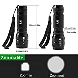 LE-Adjustable-Focus-Mini-LED-Tactical-Flashlight-Torch-CREE-LED-Zoomable-Small-Flashlight-Super-Bright-Batteries-Included