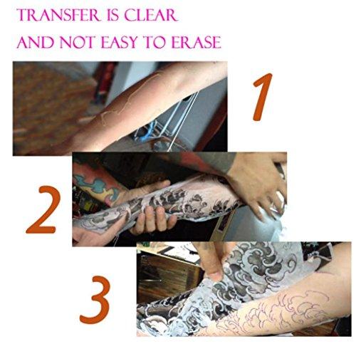 Stencil Stuff Tattoo Stencil Transfer Formula (50ml) by Kintaz (Image #2)