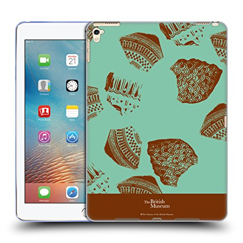 Official British Museum Mint Community And Nurture 2 Soft Gel Case for Apple iPad Pro - Mint Museum