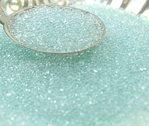 Clear Round Glass Beads (Clear - Glass Deco Beads (311-3005))