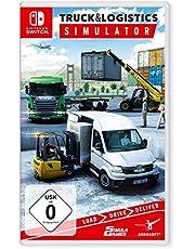 Truck & Logistic Simulator - [Nintendo Switch]