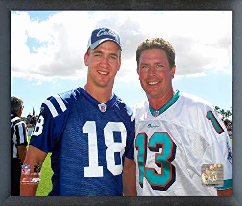 - Peyton Manning & Dan Marino Action Photo (Size: 17