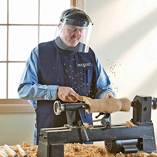 Denim Woodturner ins Apron by Rockler