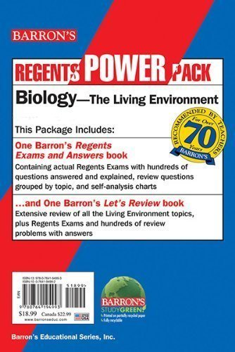 by Hunter, Gregory Scott Biology Power Pack (2013) Paperback