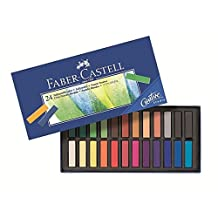 Creative Studio Soft Pastel Crayons 24/Pkg-