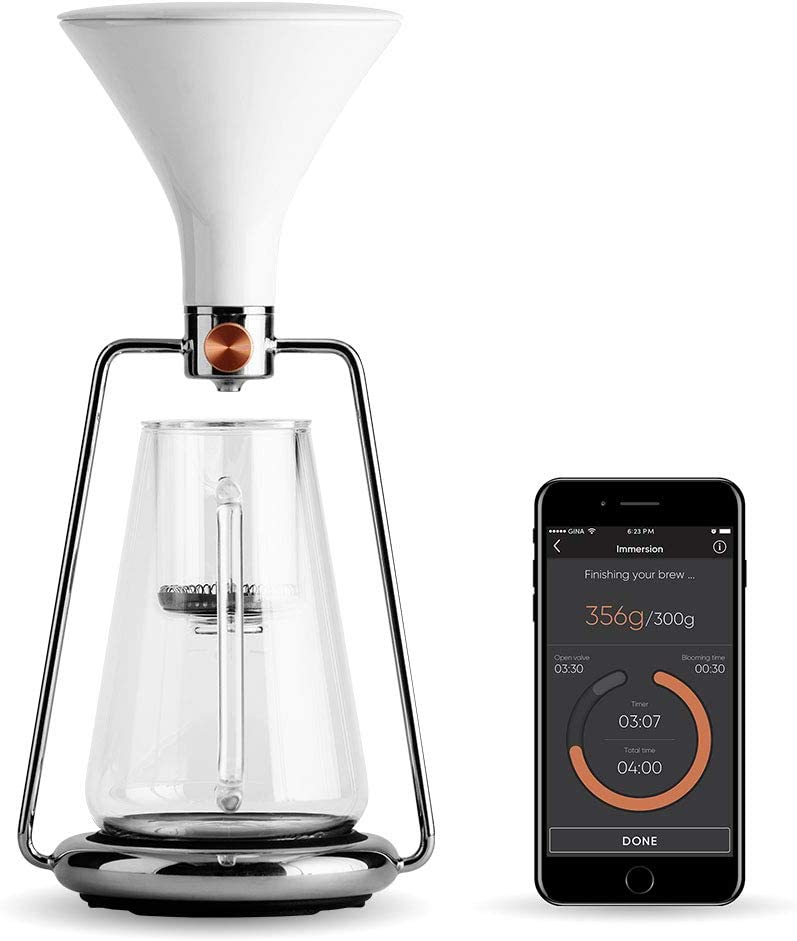 Amazon Com Goat Story Gina Smart Coffee Brewing Instrument Home Kitchen