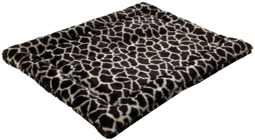West Paw Design Zoo Rest Animal Print X-Large Dog Mat, Giraffe, My Pet Supplies