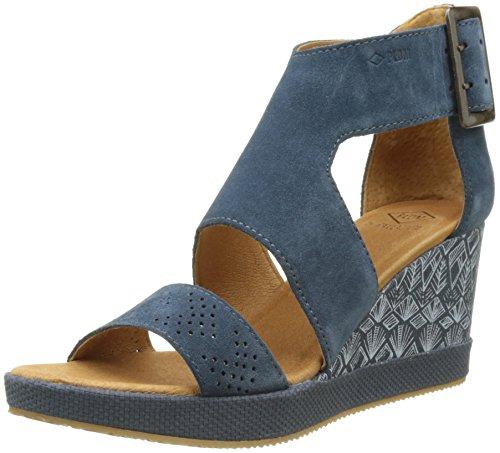 PLDM by Palladium Wit Sud - Zapatos Mujer Bleu (Petrole)