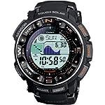 Casio PRW2500R-1 Triple Sensor Altimeter Watch by Casio