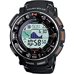 Casio PRW2500R-1 Triple Sensor Altimeter Watch by Casio