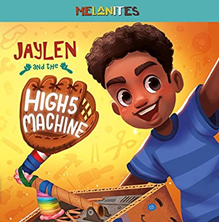 Jaylen and the High Five Machine