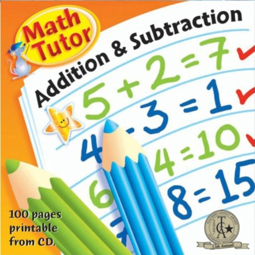 Math Tutor Addition & Subtraction (Math Collection)