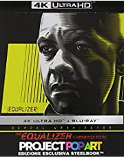The Equalizer (Steelbook 4K Ultra HD + Blu-Ray)