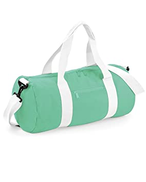 d83765722d11 Bagbase 20 Liters Plain Gym Travel Outdoor Barrel Duffle Bag Ming ...