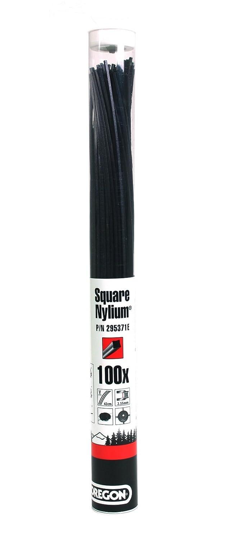 Oregon - Bobina di filo di nylon professionale per decespugliatore 2.4 mm x 90 m Roundline