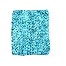 BubuBibi Crochet Headband Tutu Dance Princess Pettiskirt Halter Top (Turquoise)